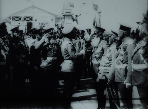 PADENIE DINASTII ROMANOVYKH (URSS 1927) Gosfilmofond of Russia, Moscow