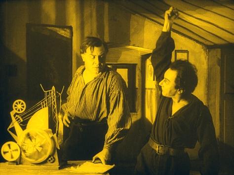 ALGOL. TRAGÖDIE DER MACHT (DE 1920) Filmmuseum München