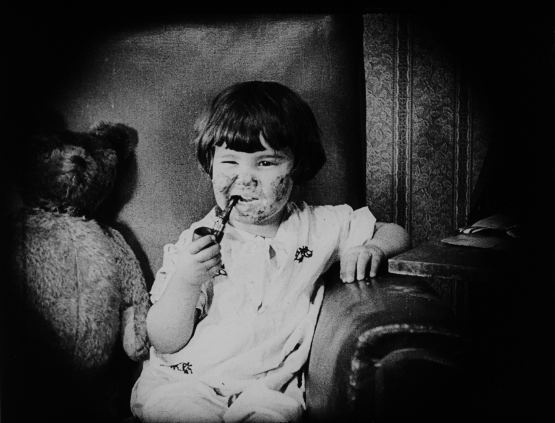 THE LITTLE RASCAL (US 1922) Gosfilmofond of Russia, Moscow