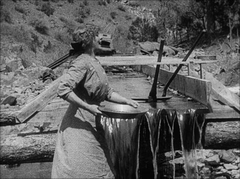 SALLIE'S SURE SHOT (US 1913) BFI National Archive, London