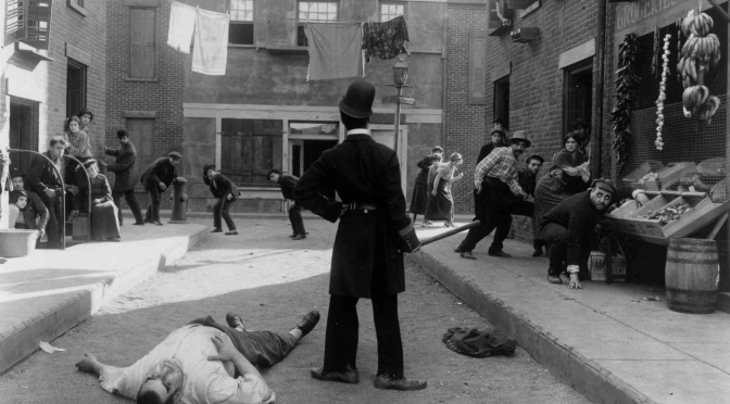 Better stars than there are in Heaven: the anarchy of early cinema