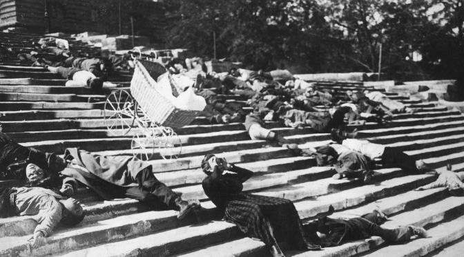 Battleship Potemkin and a Century of Revolution at the Regent Street Cinema