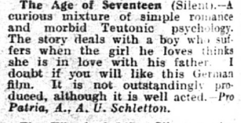 Film Weekly, 14 June 1930, p. 24