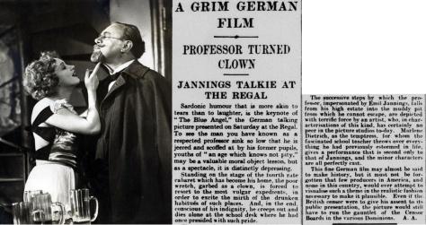 Daily Telegraph, 4 Aug. 1930, p. 4