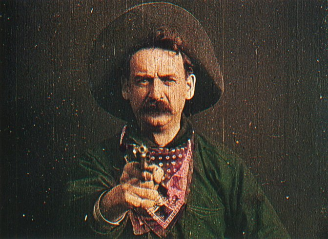 The Great Train Robbery's parting shot