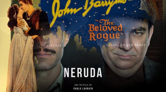 Sound Barrier: Neruda & The Beloved Rogue (1927)