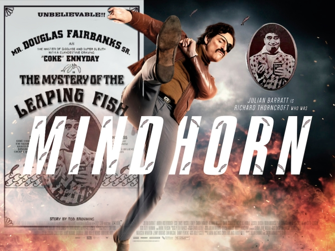 Sound Barrier: Mindhorn & The Mystery of the Leaping Fish (1916)