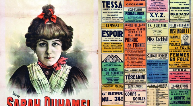Sarah Duhamel, rebellious clown of French silent comedy