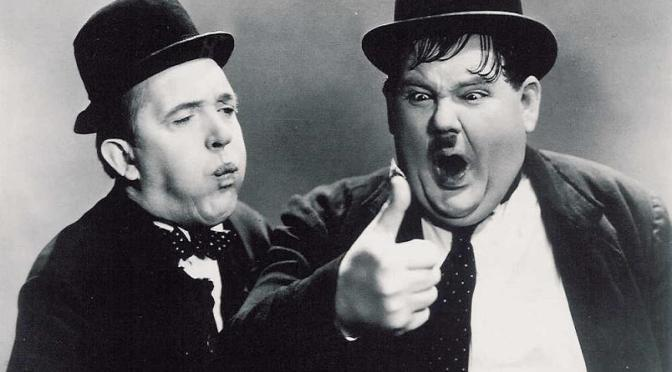 Laurel and Hardy: from Ulverston to Hollywood