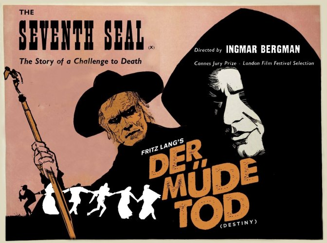 Sound Barrier: Der Müde Tod (1921) & The Seventh Seal (1957)