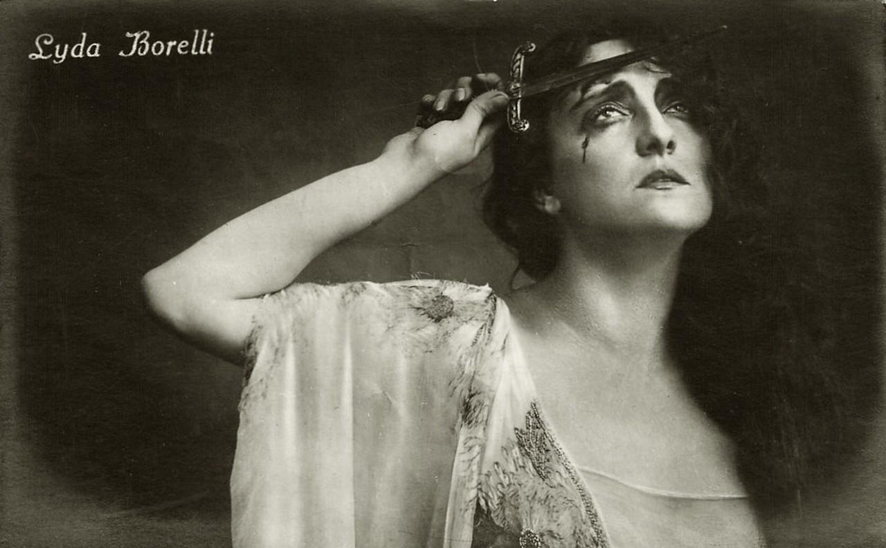 Lyda Borelli (1884?959)