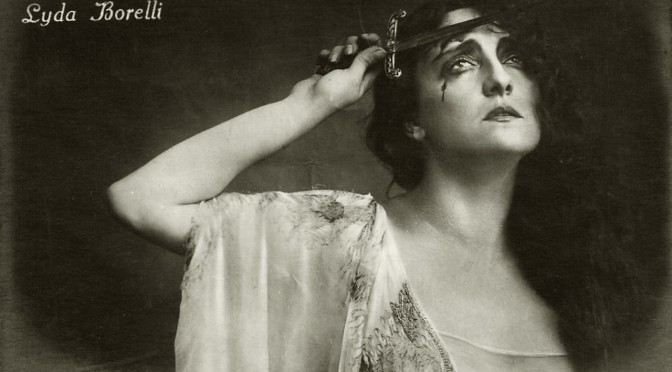 Malombra (1917): Lyda Borelli and the Italian divas of silent cinema