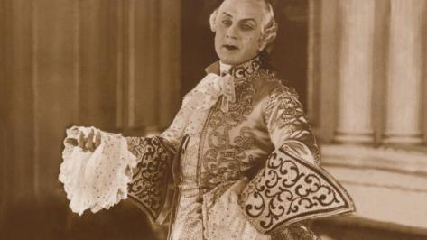 Ivan Mosjoukine in The Loves of Casanova (1927)