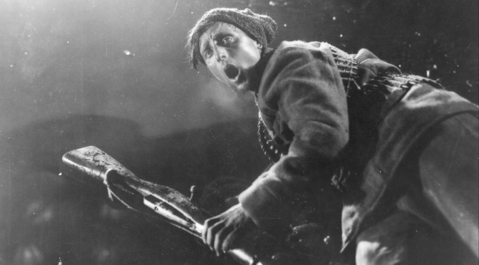1917, 1927, 2017: Kino Klassika presents October at the Barbican
