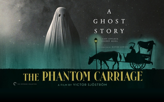 Sound Barrier: A Ghost Story (2017) & The Phantom Carriage (1921)