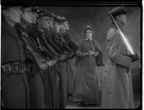 DAWN (GB 1928) Credit: Cinémathèque royale de Belgique/Koninklijk Belgisch Filmarchief, Brussels