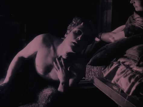 FAUNO (1917) Credit: La Cineteca del Friuli - Archivio Cinema FVG