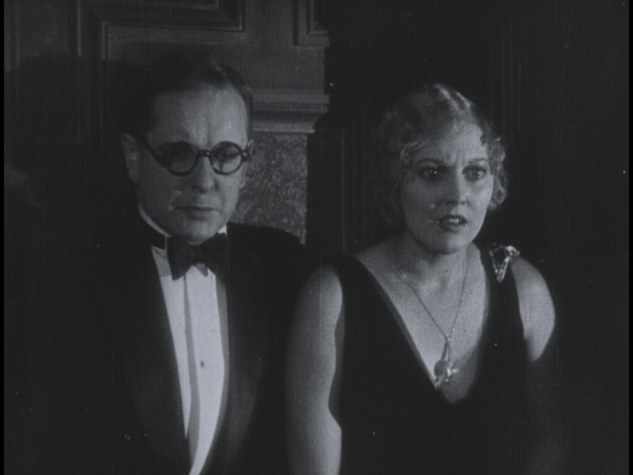 SEVEN FOOTPRINTS TO SATAN (US 1929) Credit: Cineteca Italiana, Milano