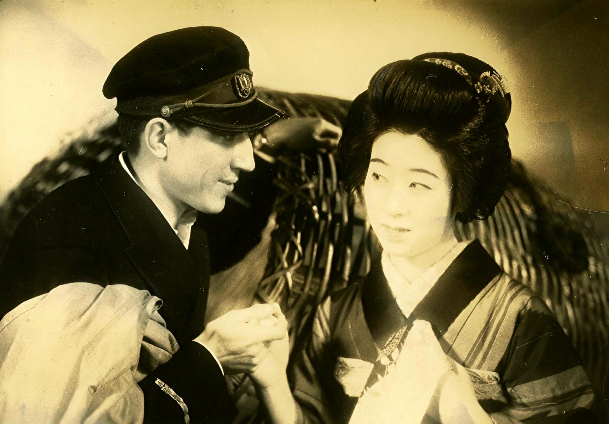 SHIMA NO MUSUME (JP 1933) Credit: National Film Center, Tokyo / Shochiku