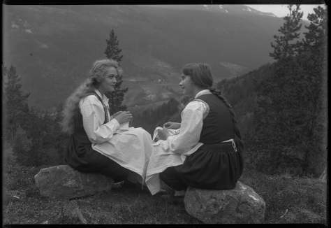 SYNNÖVE SOLBAKKEN (SE 1919) Credit: Svenska Filminstitutet, Stockholm