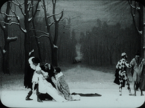 UN DUEL APRÈS LE BAL (FR 1902) Credit: Gosfilmofond of Russia, Moscow