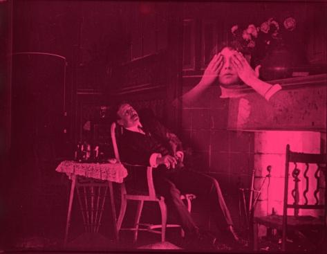 LE COEUR ET LES YEUX (FR 1911) Credit: Collection EYE Filmmuseum, Amsterdam