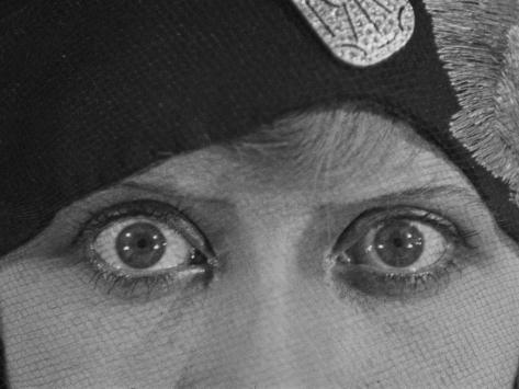 LA FEMME RÊVÉE (FR 1929) Copyright Gaumont