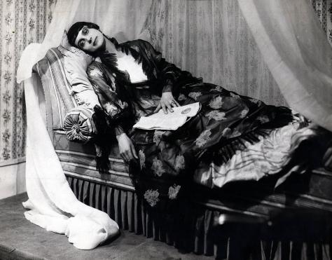 DER GANG IN DIE NACHT (DE 1920) Credit: Cineteca di Bologna