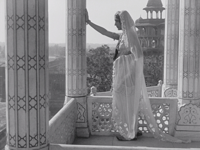 LFF review: Shiraz: A Romance of India (1928) with Anoushka Shankar