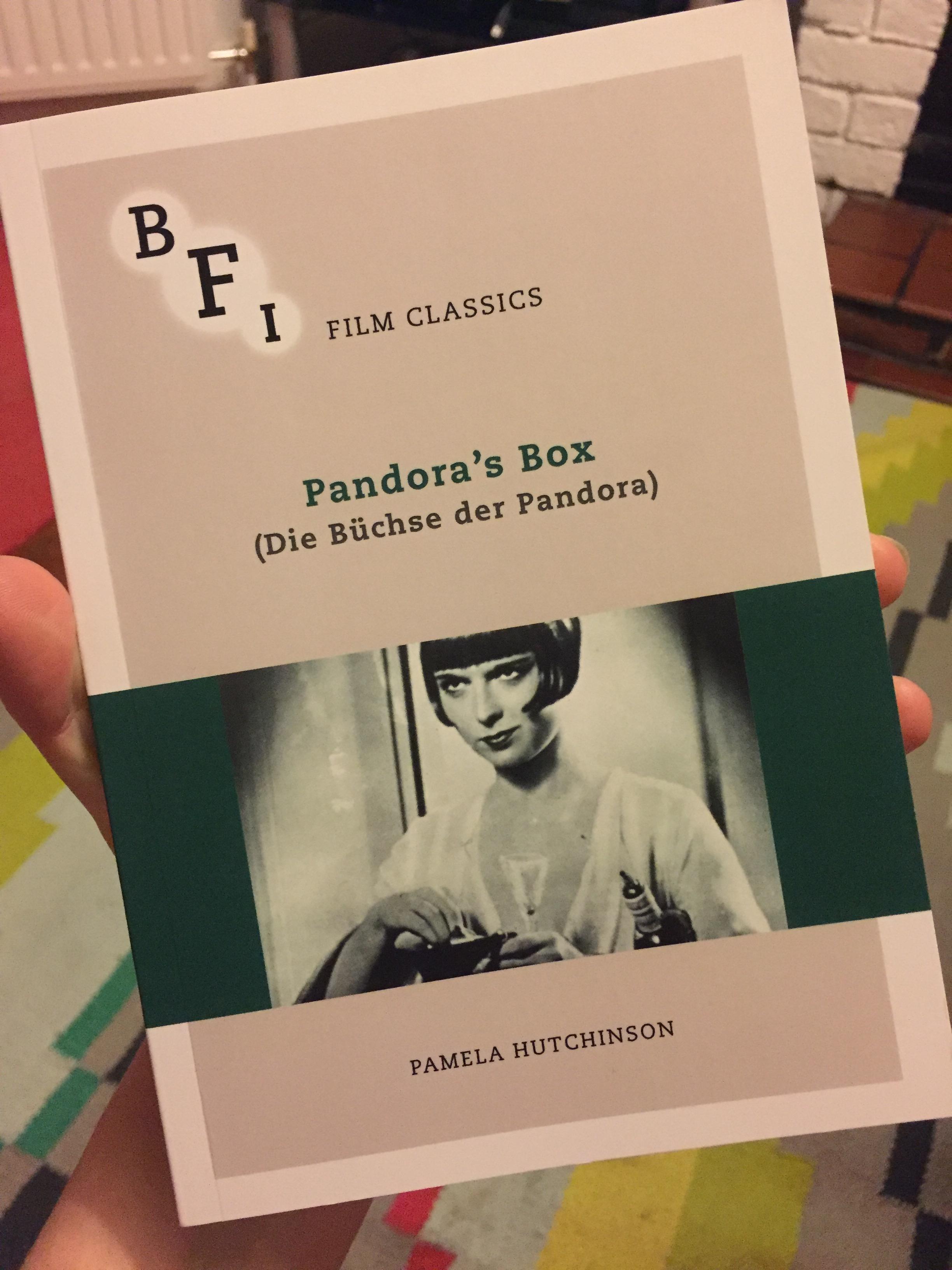 Pandora's Box by Pamela Hutchinson
