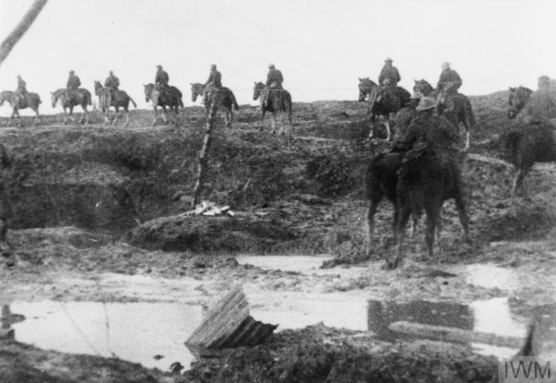 Battle of the Ancre and Advance of the Tanks