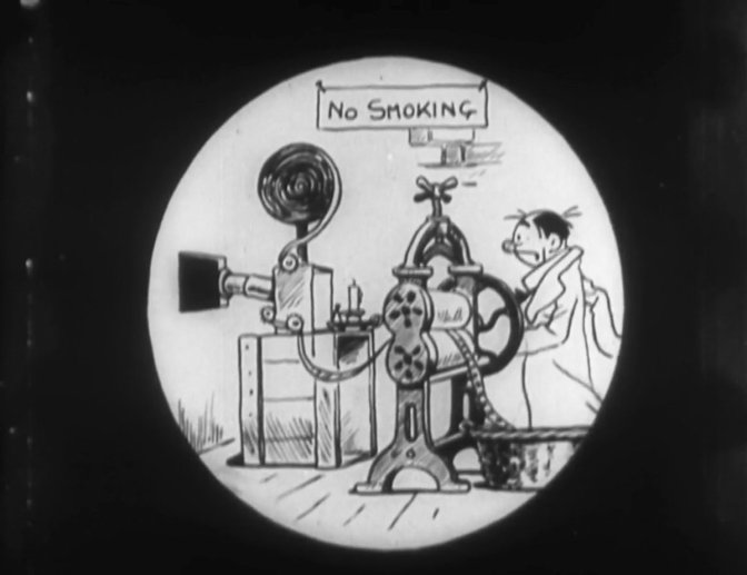 Binge-watch alert: Early British animation on the BFI Player