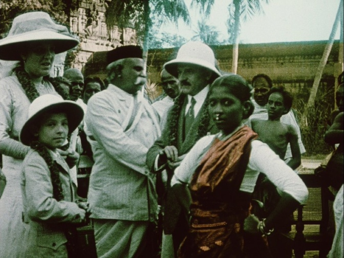 Around India with a Movie Camera: the ghosts in the archive