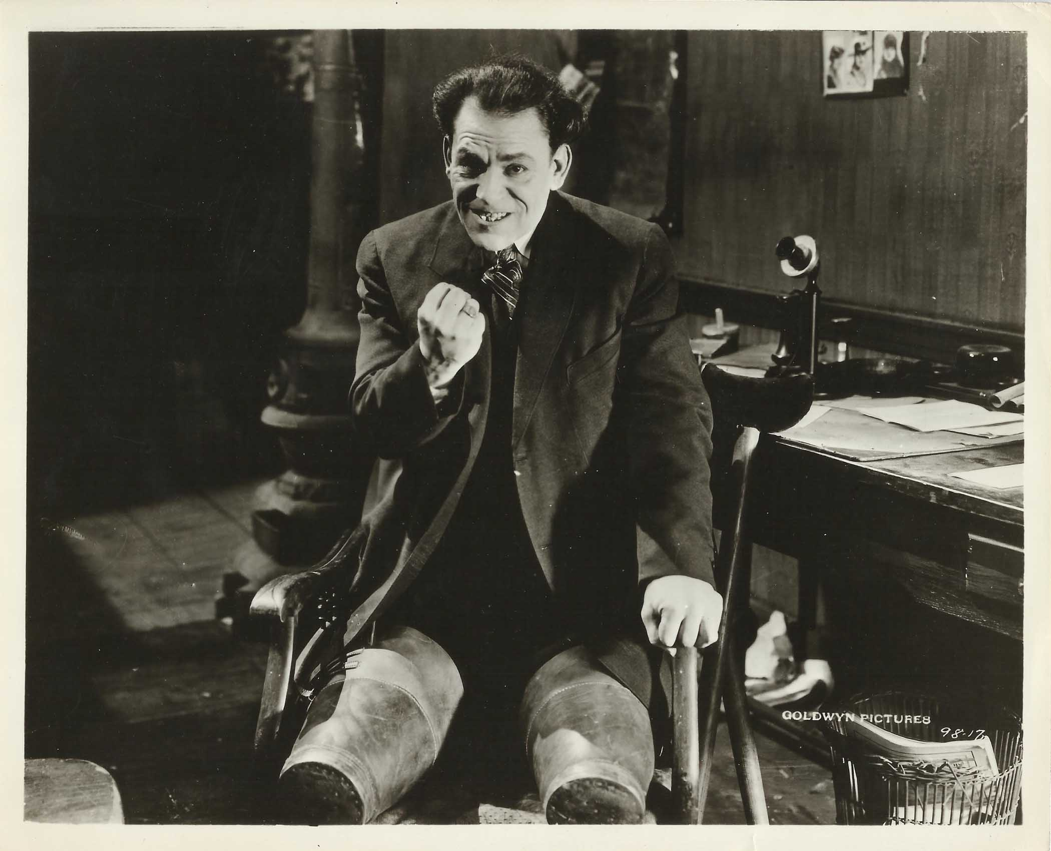 Lon Chaney in The Penalty