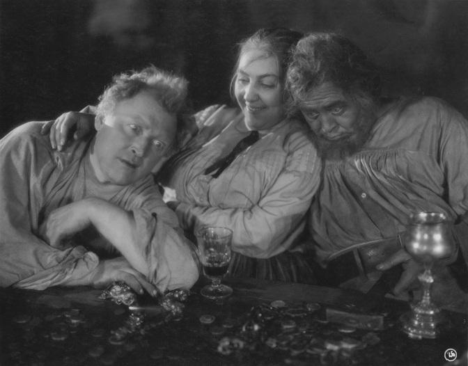 The Treasure (Der Schatz, 1923)