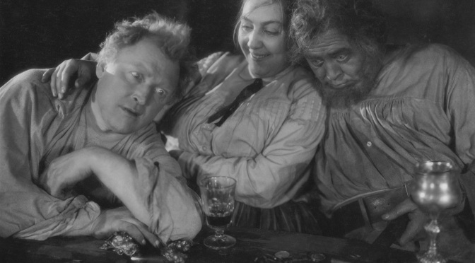The Treasure (Der Schatz, 1923): GW Pabst's compelling debut excavates the root of all evil