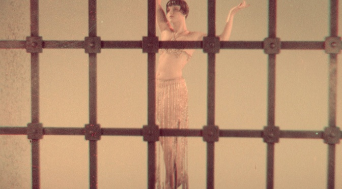The American Venus (1926): Louise Brooks discovered in Technicolor