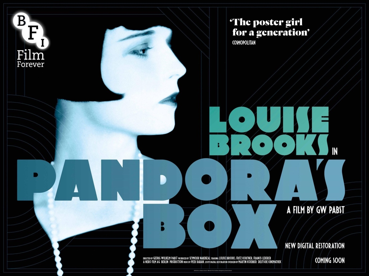 a63439688 Pandora's Box: poster, trailer and news | Silent London