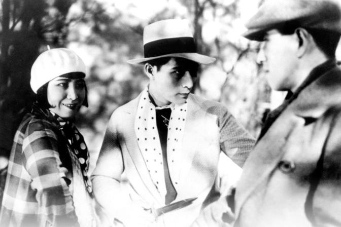 Walk Cheerfully (1930): Yasujiro Ozu's toe-tapping tough guys