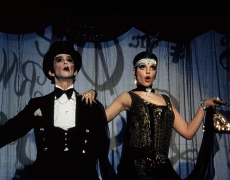 Joel Grey and Liza Minnelli in Cabaret (1971)