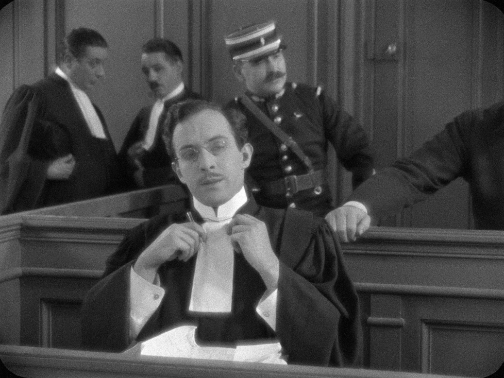Le Deux Timides (1928)