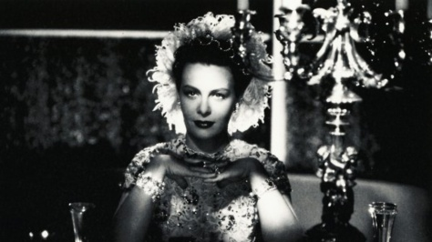 Ilse Werner in GW Pabst's Mysterious Shadows (1949)