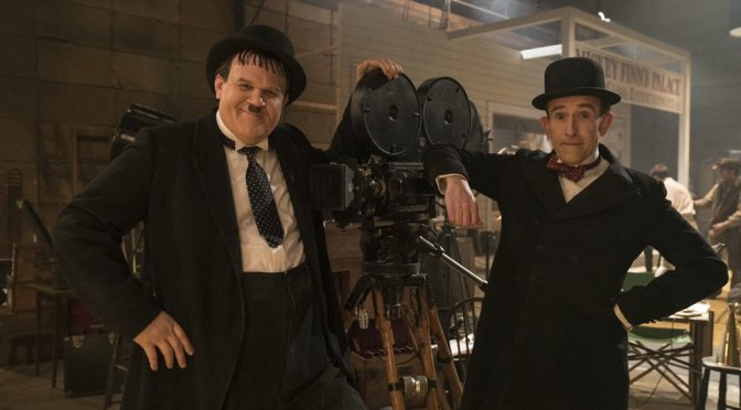 LFF review: Stan & Ollie revives the joy of Laurel and Hardy's comedy magic