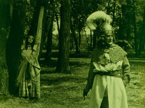 PARSIFAL (IT 1921) di Mario Caserini Credits: EYE Filmmuseum, Amsterdam