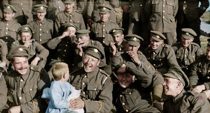 LFF review: They Shall Not Grow Old honours veterans but not the archive
