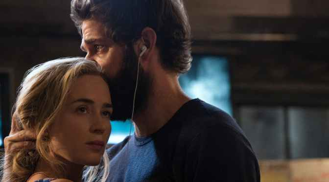A Quiet Place (2018): the horror of silence