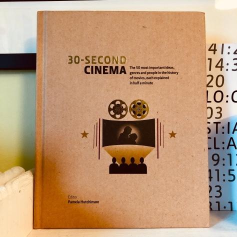30-Second Cinema (ed. Pamela Hutchinson)