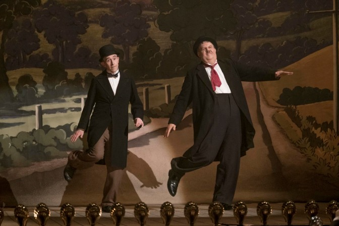 Stan & Ollie: Them thar links