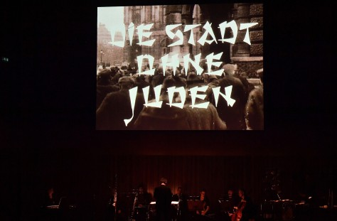The City Without Jews/Die Stadt Ohne Juden at the Barbican in 2018