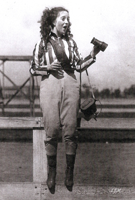 Mabel Normand in Mickey (1918)